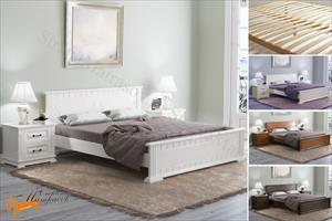 Райтон - Кровать Milena М с основанием