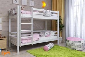 Райтон - Кровать Отто 9 с прямой лестницей и основанием