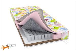 Райтон - Детский ортопедический матрас Baby Comfort (чехол Print)