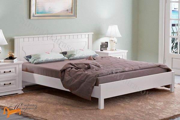 Райтон Кровать Milena - тахта с подъемным механизмом , милена, массив, на ножках, подъемный механизм, венге, красный, белый, слоновая кость