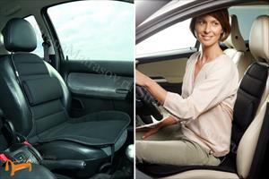 Tempur (Дания) - подушка на сиденье автомобиля Car Comforter 51/30 х 105см