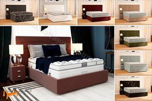 Verda - Кровать Modern с основанием Island M