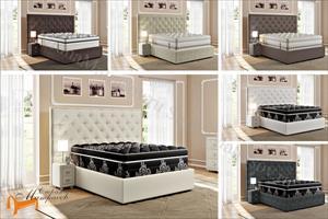 Verda - Кровать Classic с основанием Island M