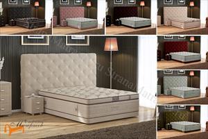 Verda - Кровать Style с основанием Basement