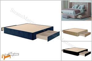 Verda - Основание для кровати Podium c ящиками (70-40см)