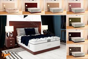 Verda - Кровать Modern с основанием Basement