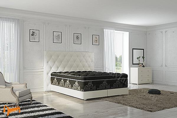 Verda (Орматек) -  Verda (Орматек) Кровать Verda Luxe (уменьшенное изголовье)