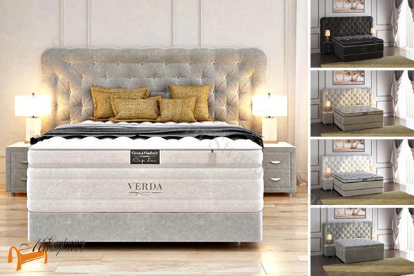 Verda -  Verda Cloud с основанием Podium M