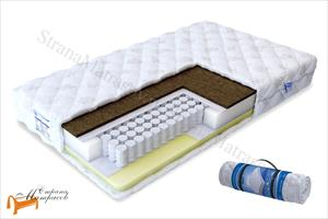 Промтекс-Ориент - Ортопедический матрас Soft Мемори TFK 550