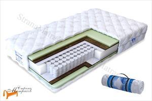 Промтекс-Ориент - Ортопедический матрас Soft Оптима Эконом TFK 550