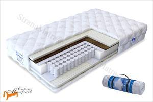 Промтекс-Ориент - Ортопедический матрас Soft Престиж TFK 550