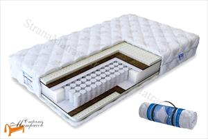 Промтекс-Ориент - Ортопедический матрас Soft Мидл TFK 550