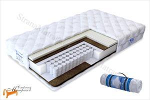 Промтекс-Ориент - Ортопедический матрас Soft Мидл Эконом TFK 550