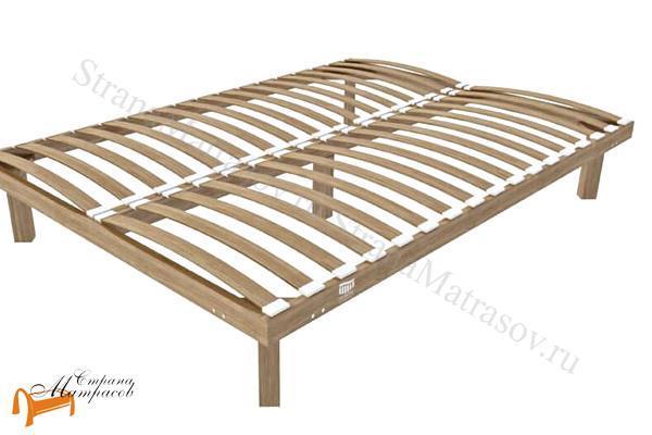 Промтекс-Ориент Основание для кровати Ортофлекс Б1 (березовое с ножками) , деревянное, береза