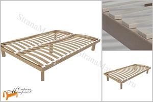 Sontelle - Основание для кровати Latts Plus 1 с ножками