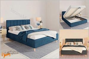 Сонум - Кровать Alma с подъемным механизмом и ящиком