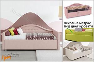 Сонум - Кровать Maria с подъемным механизмом и ящиком