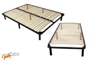 Virtuoz - Основание для кровати Основание Эктив Бест (металлическое с ножками, усиленное)