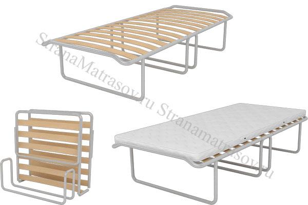 Торис -  Торис Раскладная кровать СИТИ 2 с матрасом